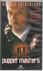 Puppet Masters ( Hollywood Pictures ) Science Fiction