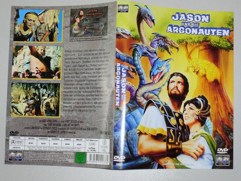 Jason und die Argonauten +RAY HARRYHAUSEN+ Super rar !