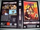 Kampf der Roboter +CHARLES BAND+ Science-Fiction-Kult !!!