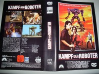 Kampf der Roboter +CHARLES BAND+ Science-Fiction-Kult !!!