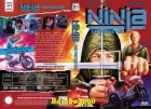 *NINJA - THE PROTECTOR *UNCUT* COVER B *84 HARTBOX* NEU/OVP