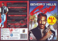 Beverly Hills Cop 1-3 Box (Triple-Amaray) Import NEU OVP