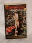Stripped to Kill 2 - Live Girls (Maria Ford) MGM/UA  no DVD