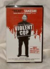 Violent Cop - Director`s Cut (Takeshi Kitano) Gro�box uncut