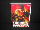 The Hills have Eyes DVD Wes Craven Rabbit