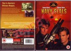 Navy Seals / DVD NEU OVP uncut C. Sheen - Import