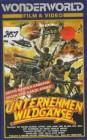 VHS Unternehmen Wildgänse (Wonderworld) Deutsch keine DVD