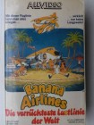 VHS Banana Airlines Lustlinie der Welt Pacific Video Deutsch
