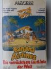 VHS Banana Airlines Lustlinie der Welt Pacific Video Deutsch
