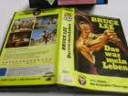 1537 ) VPS gelbe serie Bruce Lee Das war mein leben