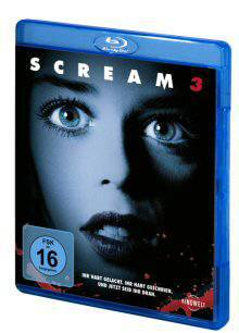 Scream 3 [Blu-ray] (deutsch/uncut) NEU+OVP