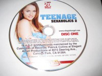 Elegant Angel Teenage Sexaholics 2