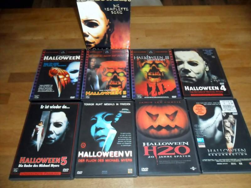 Halloween Alle Teile
