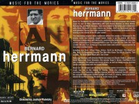 BERNARD HERRMANN / MUSIC FOR THE MOVIES