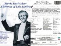 MOVIE MUSIC MAN: A PORTRAIT OF LALO SCHIFRIN