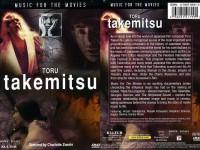 TORU TAKEMITSU / MUSIC FOR THE MOVIES