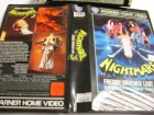 2684 ) Warner Video Nightmare 3 Freddy Kr�ger Lebt ungeschni