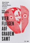 Vier Fliegen auf grauem Samt - LE [DVD+Blu-ray] (uncut) NEU