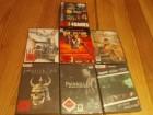 17 Stück  FSK 18 Games Sammlung für PC