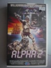 VHS - ALPHA 2 - Science Fiction - RAR - New Vision