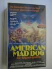 VHS - American Mad Dog - Highlight Video - Wrestling - RAR