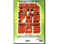 30 MUSIKVIDEOS: MEGA HITS OF THE 70s + 80s (2 DVDs), NEU+OVP
