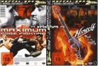2 DVDs: NEOWOLF und MAXIMUM CAGE FIGHTING / FSK 18