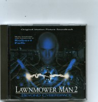 Lawnmower Man 2-Beyond Cyberspace,Orig. Soundtrack,NEU/OVP