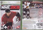 Xbox 360 NHL 2k8 deutsch  Neuware