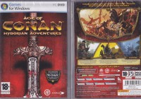 Age of Conan Hyborian Adventures uncut Neu