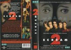 Scream 2 ...  Neve Campbell, Courtney Cox .. Horror - VHS !!