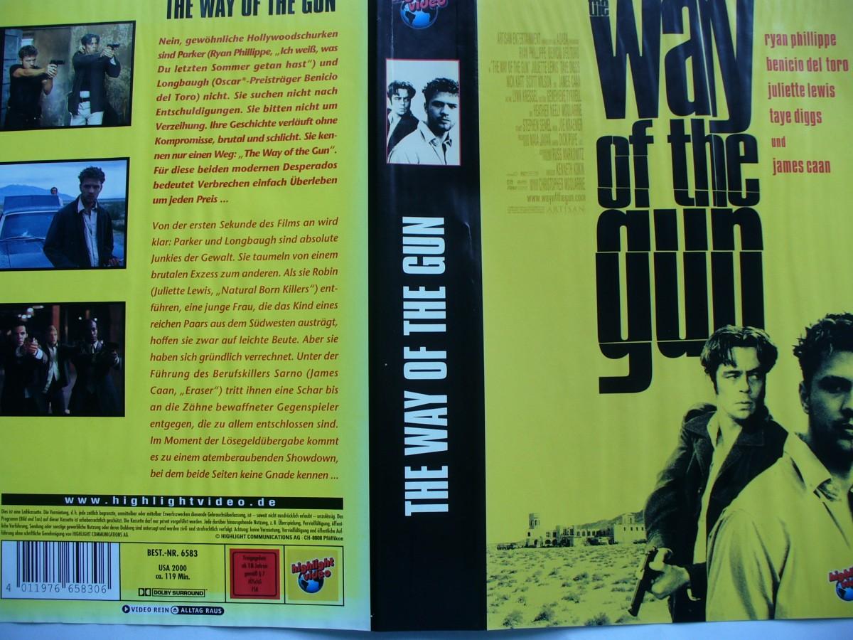 The Way of the Gun ...  James Caan  ...    FSK 18