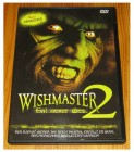 DVD WISHMASTER 2 NEWLY REMASTERED 92min WIDESCREEN