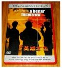 DVD Return to a Better Tomorrow - Special uncut Version