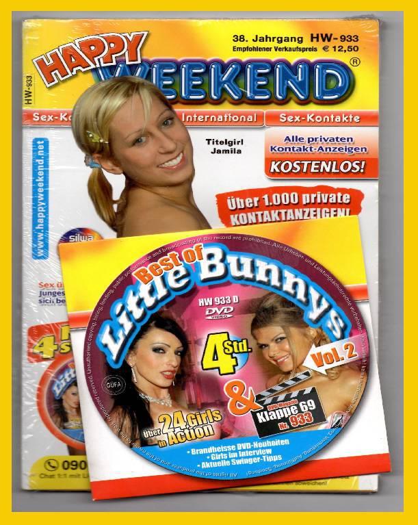 Zeitung happy weekend Happy Birthday