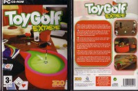 PC Toygolf Extreme (2503, NEU, OVP, Folie)