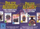 Police Academy - The Complete Collection / 7 DVD BOX Neu OVP