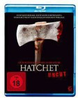 Hatchet  [Blu-ray] (deutsch/uncut) NEU+OVP
