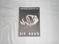 Die Hand (FP Nr. 163) 16 Seiten