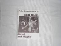 Der Rabe (Retro FP Nr. 4) 8 Seiten