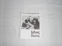 Eating Raoul  (Retro FP Nr. 25) 8 Seiten