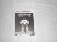 Timerider  (Retro FP Nr. 32) 8 Seiten