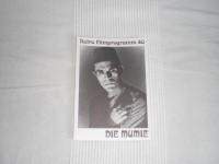 Die Mumie  (Retro FP Nr. 40)12 Seiten
