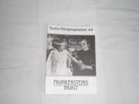 Frankensteins Braut  (Retro FP Nr. 44)12 Seiten