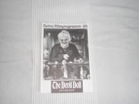 The Devil Doll - Die Teufelspupp (Retro FP Nr. 59) 8 Seiten