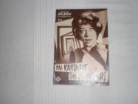Das Kabinett des Dr. Caligari (IFB Nr. 6172) 4 Seiten