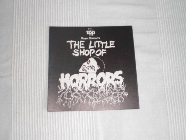 The little shop of horrors (top FP Nr. 31) 6 Seiten