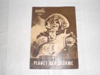 Planet der Stürme (Progress FP Nr. 75/62) 4 Seiten
