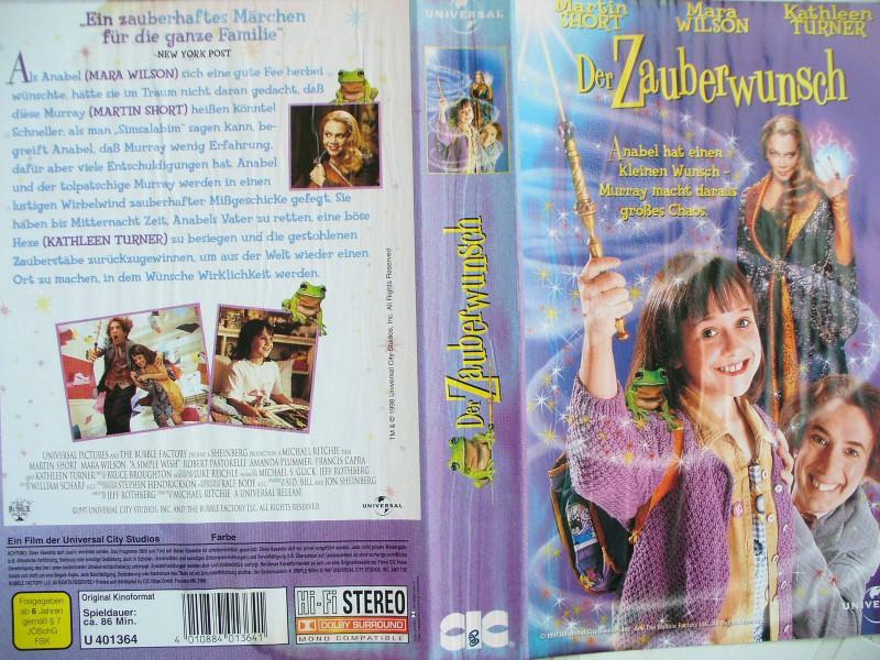 Der Zauberwunsch...Martin Short,Mara Wilson, Kathleen Turner
