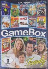 GameBox Family 20 PC Spiele Neu